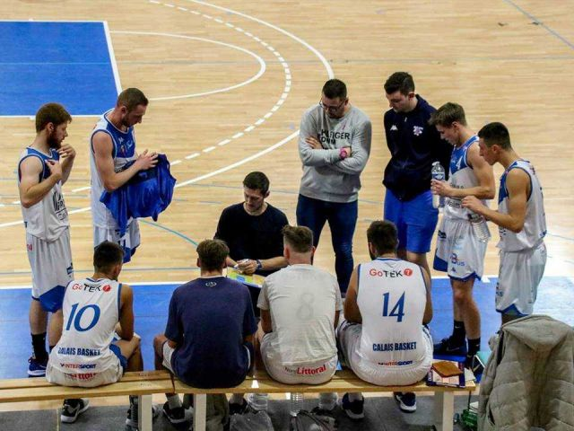 calais basket senior B